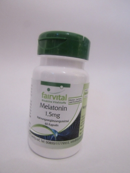 Melatonin 1,5mg