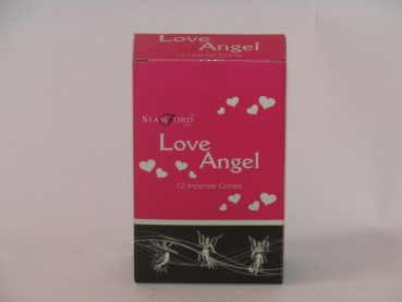 RÄUCHERKEGEL Stamford Love Angel