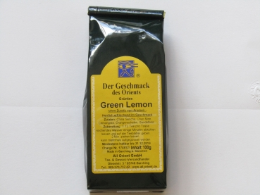 TEE GREEN LEMON